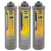 Комплект картриджей для фильтра Bluefilters New Line улучшенный