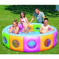 Детский надувной бассейн Bestway (51064)