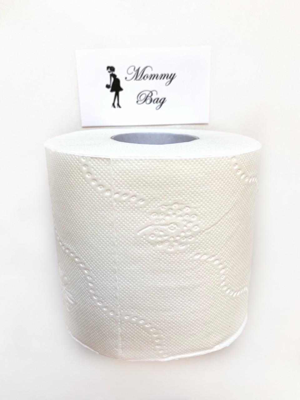Туалетная бумага Zewa Deluxe Delicate Care 3 слоя 1 рулон