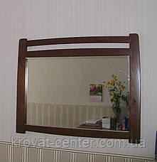 """Настенное зеркало в деревянной раме """"Сакура"""", фото 3"""