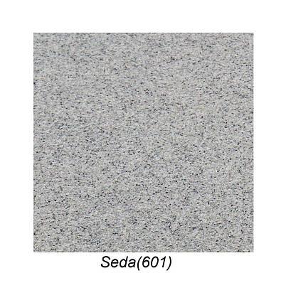 Мойка кухонная серая 58*47 см Galati Voce Seda (3212), фото 2
