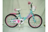 """Детский велосипед Azimut Angel 14"""", фото 1"""