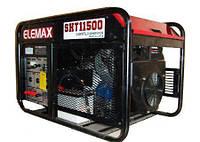 Бензиновый трехфазный генератор ELEMAX SHT-11500