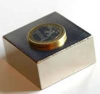 Магнит неодим 40х40х15, фото 1