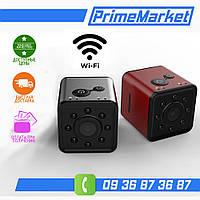 WIFi Мини камера  SQ13 Mini DV Full HD 3в1 Видеорегистратор\ Экшн камера