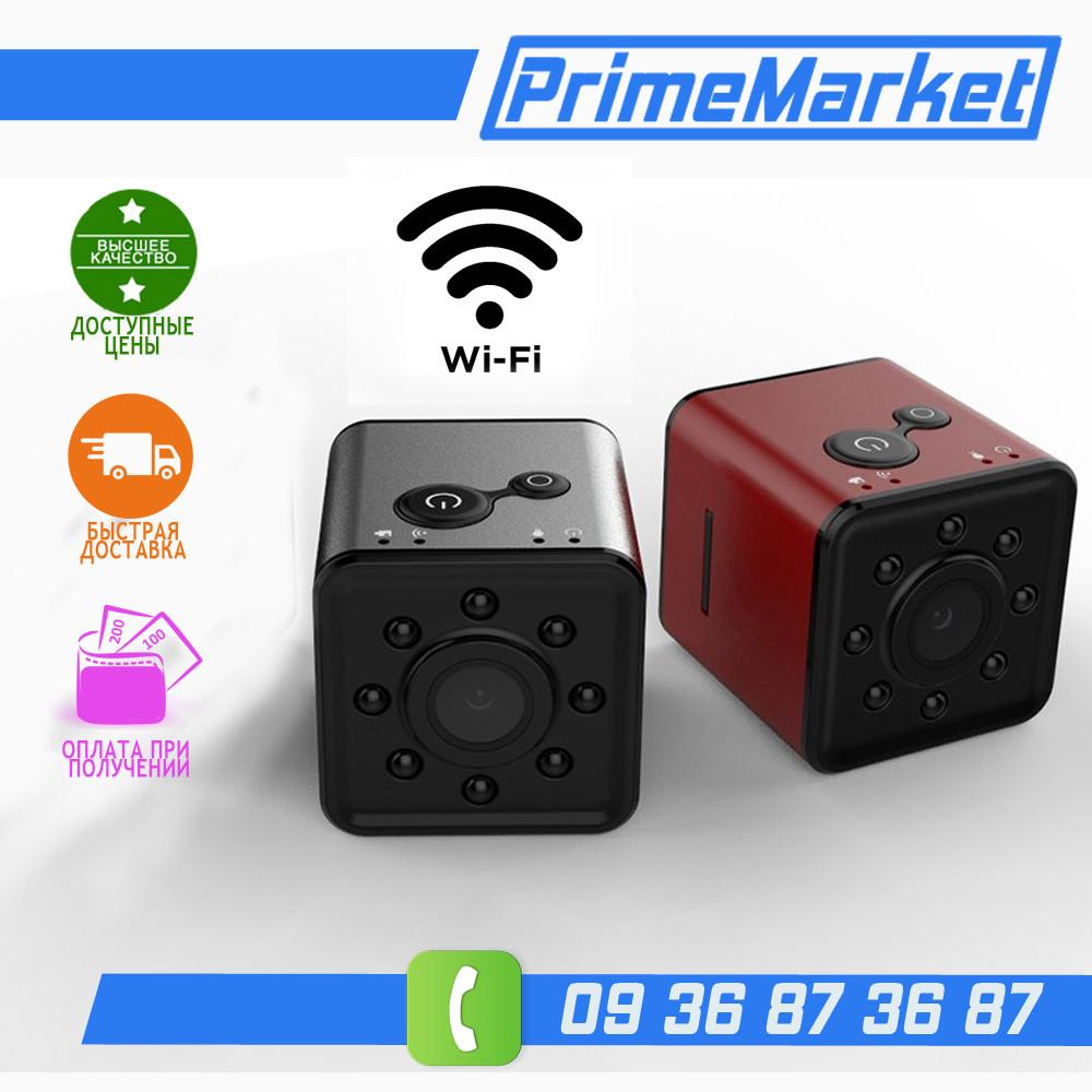 WIFi Мини камера  SQ13 Mini DV Full HD 3в1 Видеорегистратор\ Экшн камера, фото 1