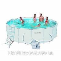 Каркасный бассейн Bestway 56276 (427х122 см.)