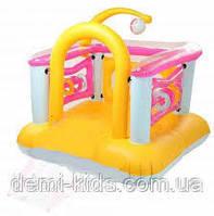 Детский надувной игровой центр без горки Bestway 52122 (203х147х150 см.)