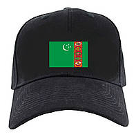 Бейсболка Флаг Туркменистана