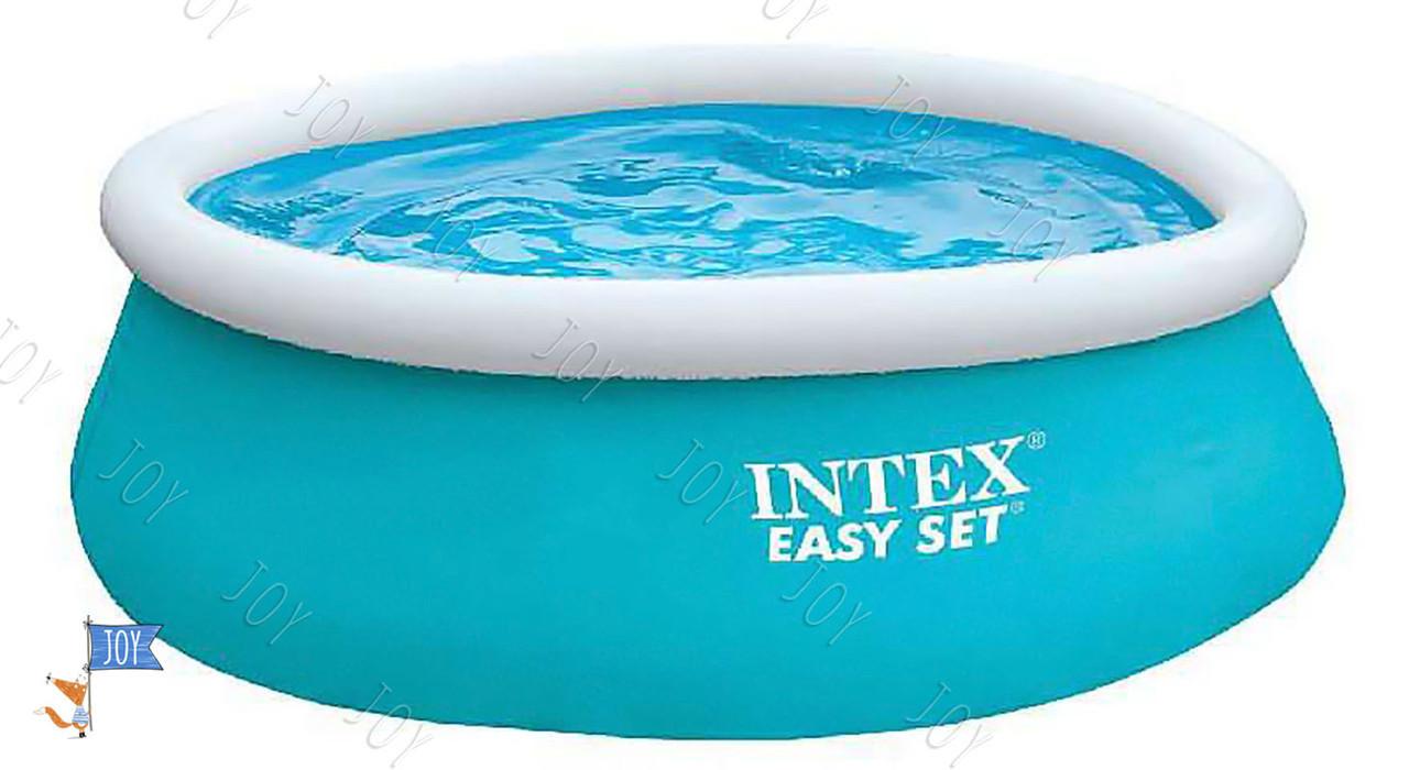 Intex Бассейн наливн. 28101 NP (2) размером 183х51см, объём: 886л, вес: 3,2кг