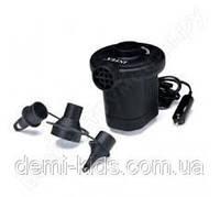 Электрический насос 12 V Intex 66626
