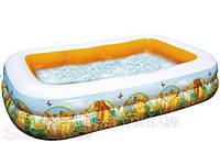 Детский надувной бассейн Intex 57492 (262х175х56 см.)