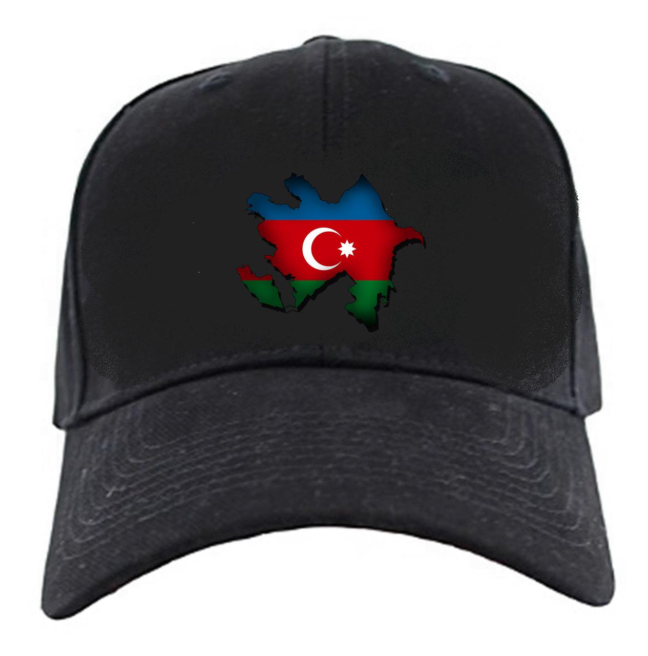 Бейсболка  Флаг Азербайджана