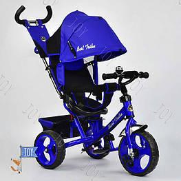 Велосипед 3-х кол. 5700 - 4560 /СИНИЙ/ Best Trike.