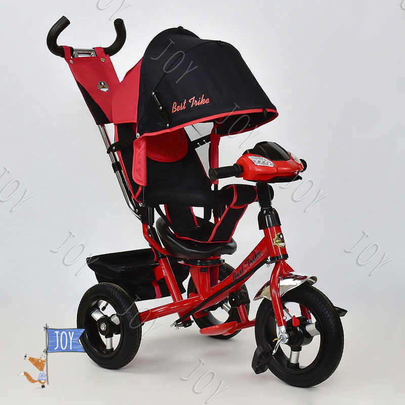 Велосипед 3-х кол. 7700 В - 6340 /КРАСНЫЙ/ Best Trike.