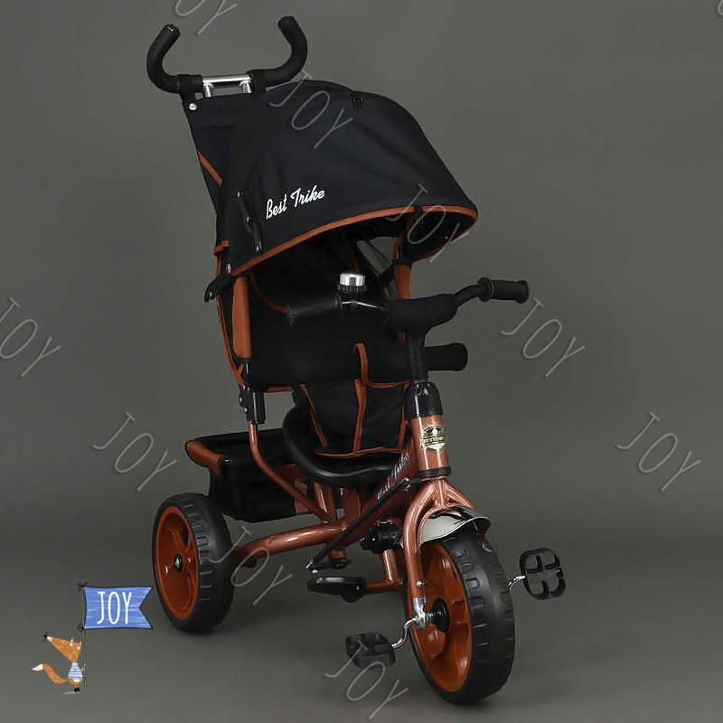 Велосипед 6570 (1) 3-х кол. /БРОНЗОВЫЙ/ Best Trike.