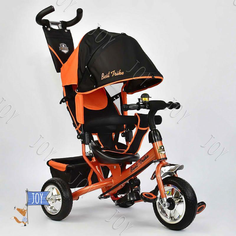 Велосипед 6588 - 1680 /ОРАНЖЕВЫЙ/ Best Trike.