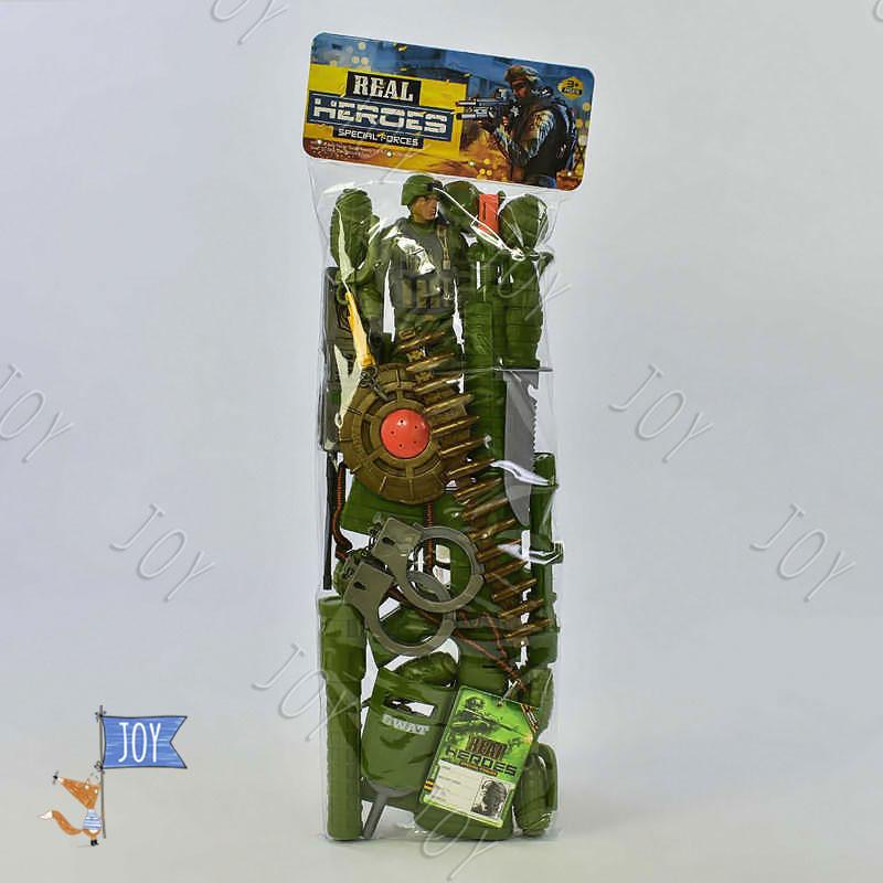 Военный набор 88620 (48) в кульке