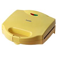 Вафельниця-горішниця MAGIO МG-391, 750 Вт, антипригарне покриття. Magio МG-391