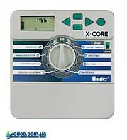 Hunter X-Core 601i-E контроллер для управления 6-мя зонами полива (внутренний)