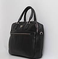 521865834485 Мужская кожаная (кожа искусственная) сумка / портфель с отделом под ноутбук