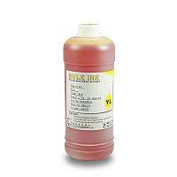 Пигментные чернила Ocbestjet для плоттеров Canon imagePROGRAF TM-200/300, TX-2000/3000/4000, Yellow, 1000 мл