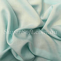 Ткань штапель светло-голубой