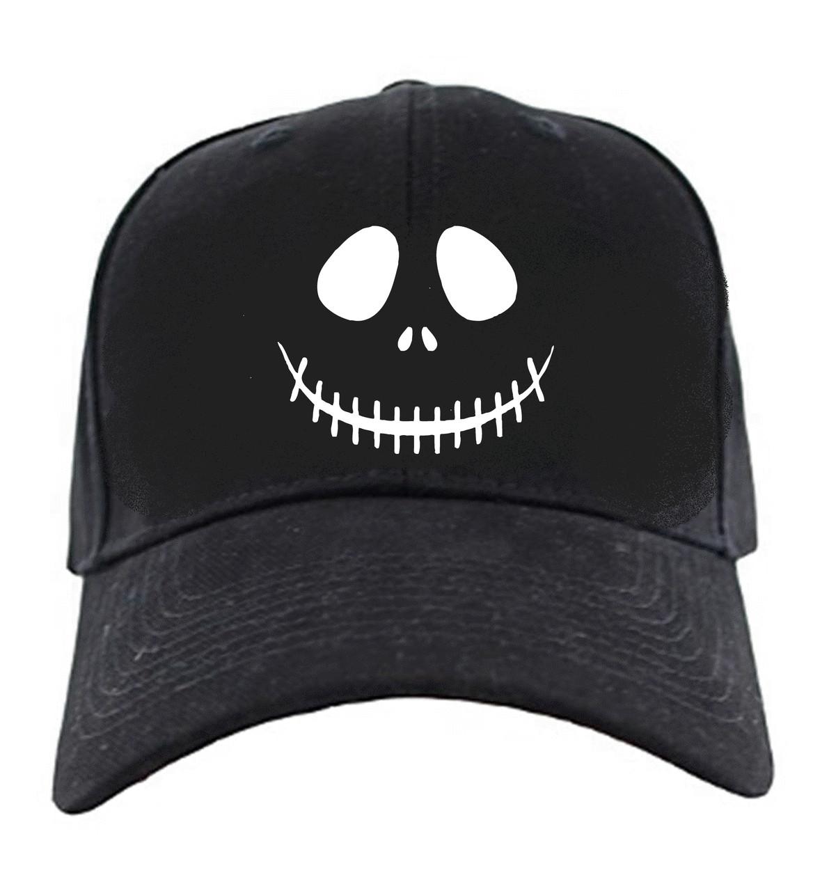 Бейсболка  череп Джек