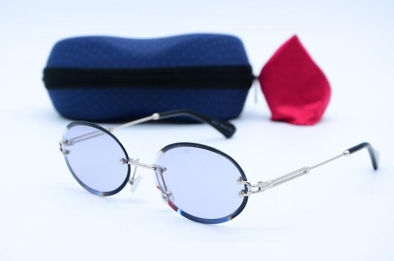 Женские овальные солнцезащитные очки 31171 с1