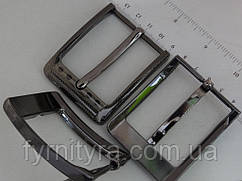 Пряжка ременная 40мм G 3075 т.никель