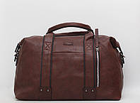 f62c18f1fb36 Женская дорожная сумка David Jones в дорогу кожаная (кожа искусственная) /  Саквояж женский кожаный
