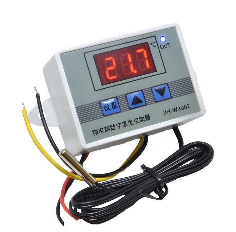 Терморегулятор цифровой Xh-W3002 на 12В, 120w