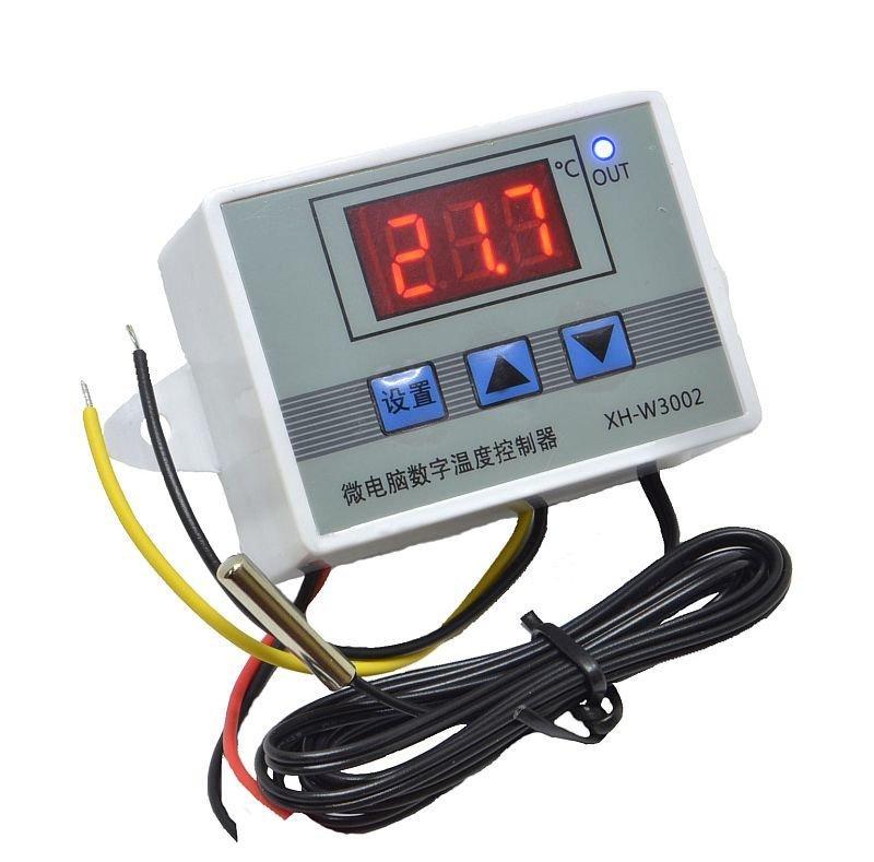 Терморегулятор цифровой Xh-W3002, 220В, 1500w