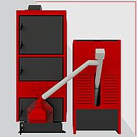 Котел твердотопливный Альтеп КТ-2Е-PG 27 кВт