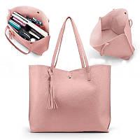 Сумка-шоппер Женская сумка из кожезаменителя GS849, фото 1