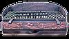 Чугунный мангал Застолье 620 мм