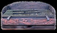 Чугунный мангал Застолье 620 мм, фото 1