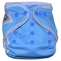 Многоразовый подгузник CoolaBaby Эрго  наносеребро для новорожденных до 6-8 месяцев от 2-х до 10 кг