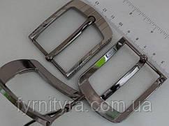 Пряжка ременная 40мм G 3010 т.никель