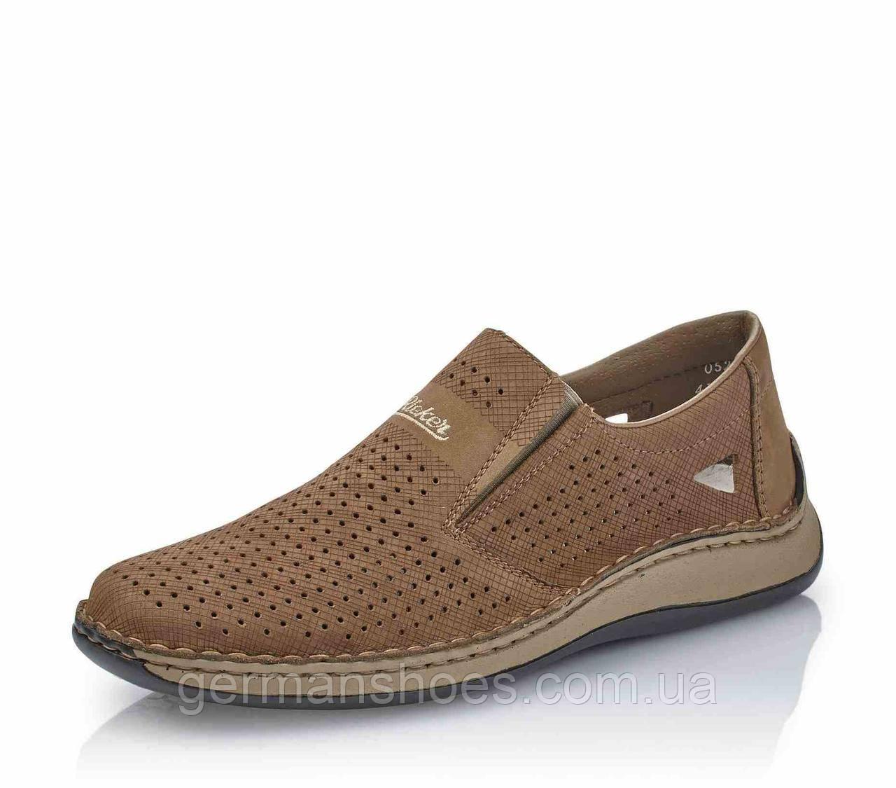 4a63c1022 Туфли мужские Rieker 05289-64 - Интернет-магазин обуви