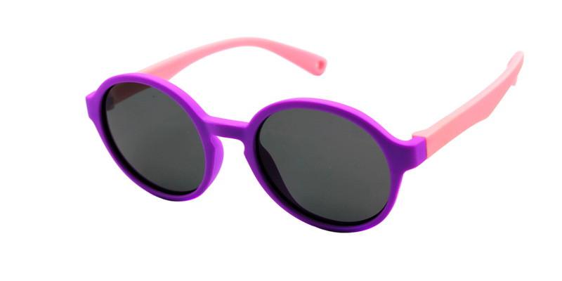 Стильные детские очки от солнца Shrek Polaroid