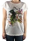 Женская футболка, фото 4