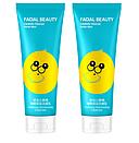 Очищающий пенка Hankey Facial Beauty Skin увлажняющая 130 мл (Утка), фото 2
