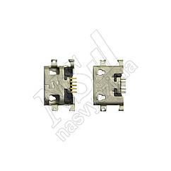Разъем питания LENOVO A706/S6000/A670T/A860