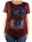Красивая футболка, Турция, 44-46-48рр, фото 4