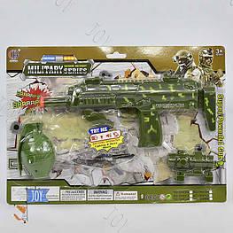 Игровой военный набор Military СН 632 А (60) звук, свет, на листе