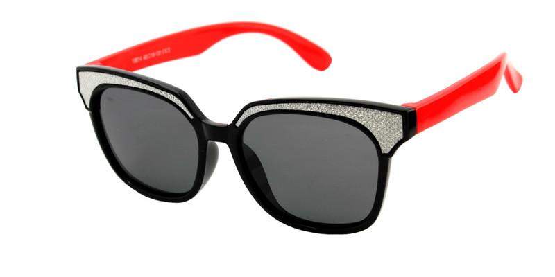 Стильные очки от солнца детские Shrek Polaroid