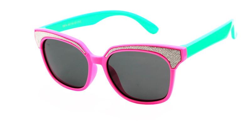 Красивые солнечные очки для девочек Shrek Polaroid