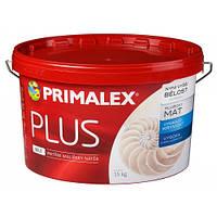 Известковая краска Primalex Plus, 15кг