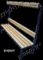 Скамья для раздевалки 200см
